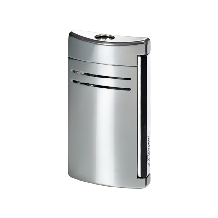 S.T. Dupont MaxiJet Lighter, Gray Lacquer