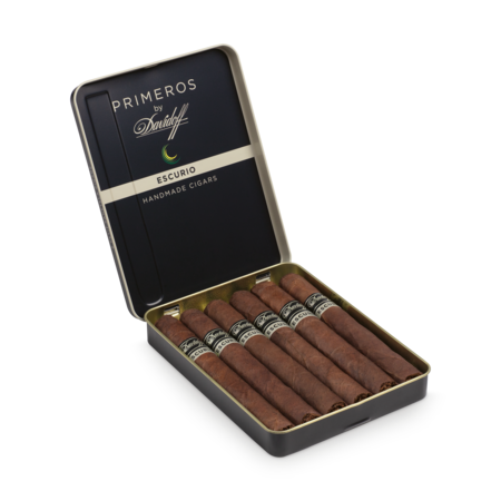 Davidoff Primeros Escurio, Tin of 6