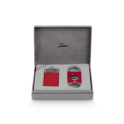 Zino Z-Collection Set, Red Lighter & Cutter
