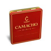 Camacho Cigarillos Mini, Tin of 20