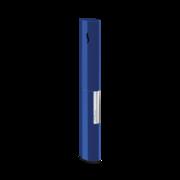 S.T. Dupont The Wand Jet Lighter, Blue / Chrome