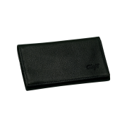 Davidoff Tobacco Pouch, Leather Black, max. 100g
