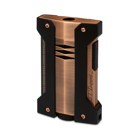 S.T. Dupont Defi Extreme Lighter, Brushed Bronze
