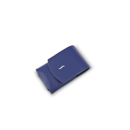 S.T. Dupont MiniJet Lighter Etui, Blue