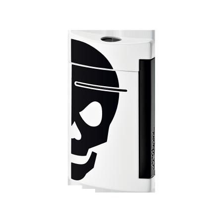 S.T. Dupont MiniJet Lighter 'Fashion', Black Skull