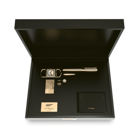 S.T. Dupont James Bond 007 Collector Set, Gold