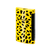 S.T. Dupont MiniJet Lighter 'Fashion', Leopard Black