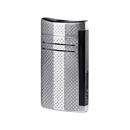 S.T. Dupont MaxiJet Lighter, gunmetal pattern