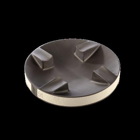 Davidoff Ashtray Aluminium, Round