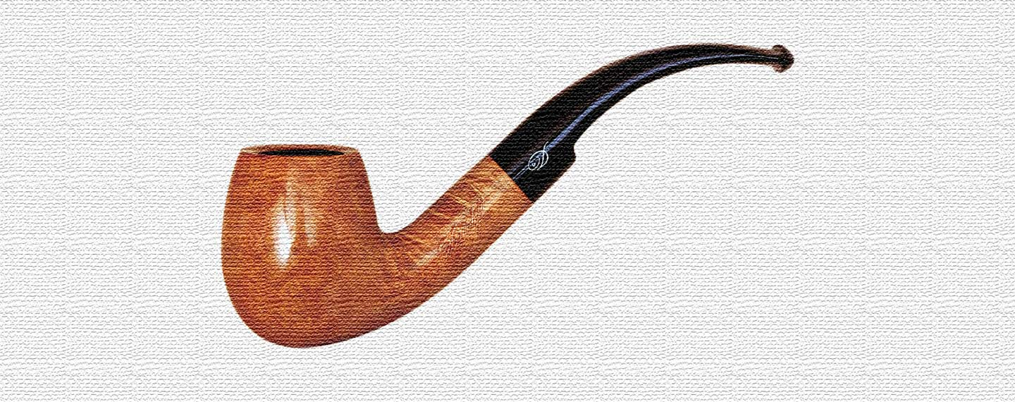 Cognac Large Bent
