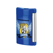 S.T. Dupont MiniJet Lighter 'Fashion', Strong / Blue
