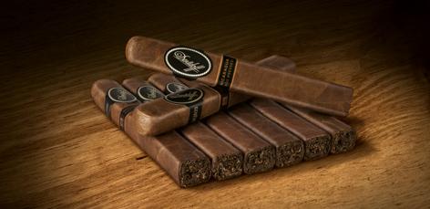Box-pressed Cigars