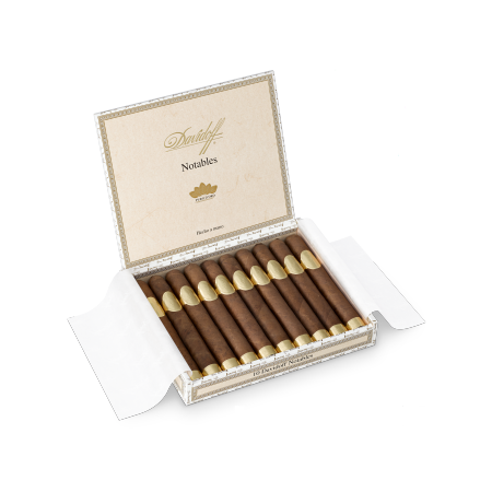 Davidoff Puro d'Oro Notables, Box of 10