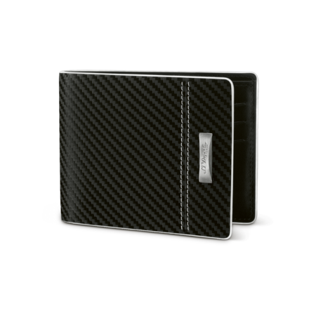 S.T. Dupont Billfold / Wallet Carbon Fiber, 6 CC Holder