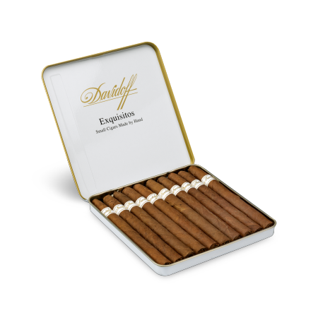 Davidoff Small Cigars Exquisitos, Box of 10