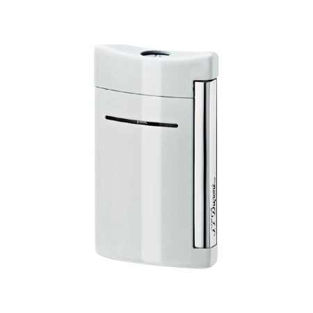 S.T. Dupont MiniJet Lighter, White