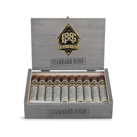 BG Meyer Standard Issue Robusto, Box of 20