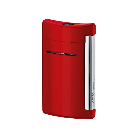 S.T. Dupont MiniJet Lighter, Red