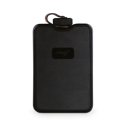 Davidoff Discovery Flask and Storage, Flask and 2 Cigar Case / R
