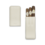 Davidoff 3 Cigar Assortment with Case, Medium Selection