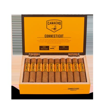 Camacho Connecticut Robusto, Box of 20