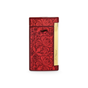 S.T. Dupont Slim 7 Lighter, Boroque Red