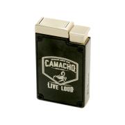 Camacho JetFlame Lighter 'Bold', Black