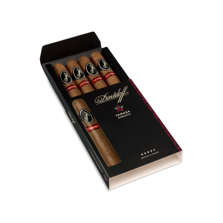 Davidoff Yamasa Robusto, Pack of 4