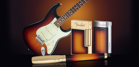 S.T. Dupont Fender