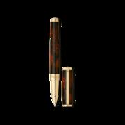 S.T. Dupont Line D Pen Atelier Brown, Roller Ball