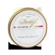 Davidoff Pipe Tobacco, Red Mixture, Tin of 50g