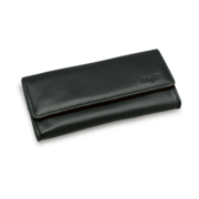 Davidoff Tobacco Pouch, Leather Black, max. 700g