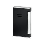 Davidoff Jet Flame Lighter, Black / Lacquer