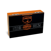Camacho American Barrel Aged Robusto, Box of 20