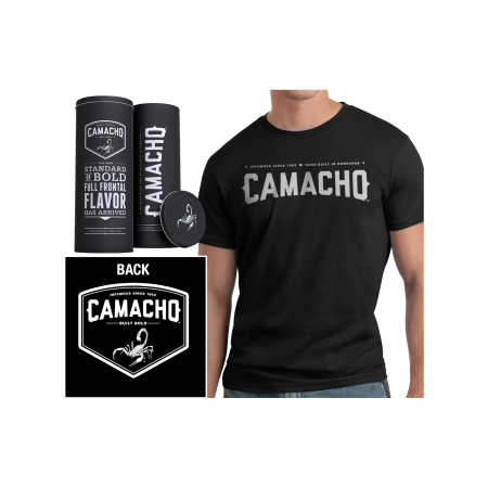 Camacho T-Shirt 'in a Can', 3XL Men's