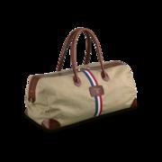 S.T. Dupont Humphrey Bogart Cosy Bag, Beige Canvas