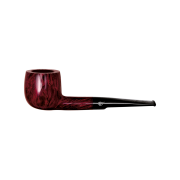 Davidoff Pot Large Pipe, Brilliant Red