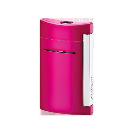 S.T. Dupont MiniJet Lighter, Electric Pink