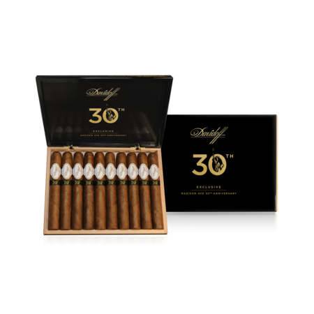 Davidoff Exclusive Madison 30th Anniversary, Box of 10