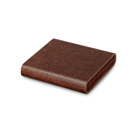 Davidoff Travel Humidor 'Voyager', Brown Leather