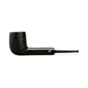 Davidoff Billiard Pipe, Sandblasted Black
