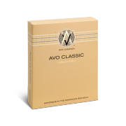 Avo Classic Robusto, Pack of 4 Tubos