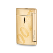 S.T. Dupont James Bond 007 MiniJet Lighter, Gold