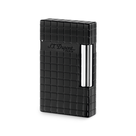 S.T. Dupont Ligne 2 'Ceramium A.C.T' Lighter, Black
