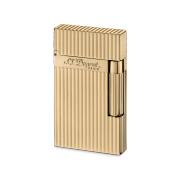 S.T. Dupont Ligne 2 'Precious Metals' Lighter, Gold Montparnesse