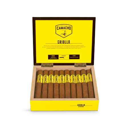 Camacho Criollo Corona, Box of 20