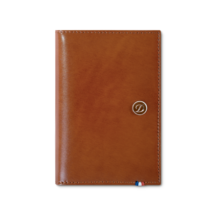 S.T. Dupont Business Card Holder Line D, Brown