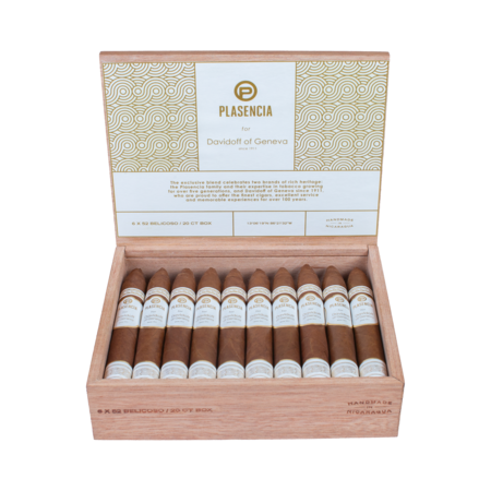Plasencia for Davidoff of Geneva Exclusive Belicoso, Box of 20