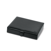 Zino Travel Humidor, Leather / Black
