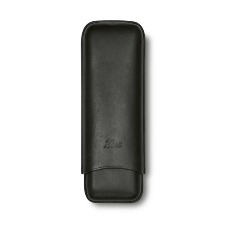 Zino Cigar Case Black, 2  Cigars / DC